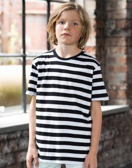 Mantis Kidswear Kids' Stripy T