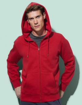 Stedman Active Sweat-Jacke Herren