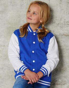 FDM Kinder College Jacke