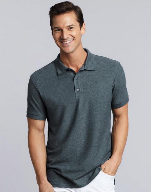 Gildan Premium Cotton Double Piqué Poloshirt