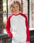 Mantis Kidswear Kids' Supersoft Baseball LS