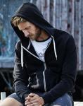 Tee Jays Urban Zip Kapuzen-Sweatshirt