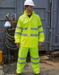 Result High Viz Waterproof Suit