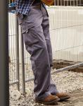 Russell Strapazierfähige Arbeitshose Länge 32 inch